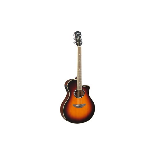 YAMAHA Gitar Akustik Elektrik [APX-500II] - Old Violin Sunburst - Gitar Akustik Elektrik